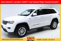 Used 2018 Jeep Grand Cherokee Laredo SUV For Sale in Bedford, OH