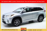Used 2017 Toyota Highlander Hybrid XLE SUV For Sale in Bedford, OH