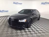 Certified 2017 Audi S8 For Sale Near Hartford Serving Avon, Farmington and West Simsbury