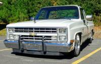 1985 Chevrolet C/K 10 Series - SHORT BED SQUARE BODY RESTO MOD -