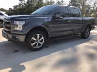 Used 2016 Ford F-150 Lariat 4X4 Pickup