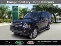 Used 2015 Land Rover LR4 HSE in Houston