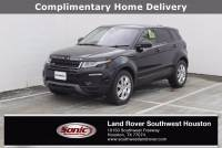 Used 2019 Land Rover Range Rover Evoque SE Premium in Houston