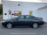 2014 Chevrolet Impala Limited LTZ 6-Speed Automatic