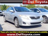 Used 2009 Toyota Corolla LE For Sale in Thorndale, PA | Near West Chester, Malvern, Coatesville, & Downingtown, PA | VIN: 1NXBU40E79Z057751