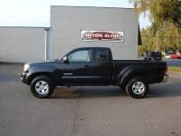 2006 Toyota Tacoma 4-DOOR 4X4 SR5 V6 AUTO 2-OWNER ALL STOCK NICE