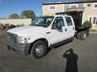 Used 2005 Ford F-350 4x2 Crew-Cab Tipper Bed