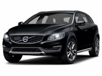 Onyx Black Used 2017 Volvo V60 Cross Country T5 AWD For Sale in Moline IL | V2111A