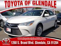 Used 2017 Toyota Camry for Sale at Dealer Near Me Los Angeles Burbank Glendale CA Toyota of Glendale | VIN: 4T1BF1FK0HU786145