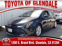 Used 2019 Toyota Corolla Hatchback for Sale at Dealer Near Me Los Angeles Burbank Glendale CA Toyota of Glendale | VIN: JTNK4RBE8K3001145