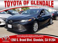 Used 2018 Toyota Camry for Sale at Dealer Near Me Los Angeles Burbank Glendale CA Toyota of Glendale | VIN: 4T1B11HK4JU512285