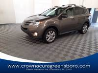 Pre-Owned 2015 Toyota RAV4 Limited in Greensboro NC