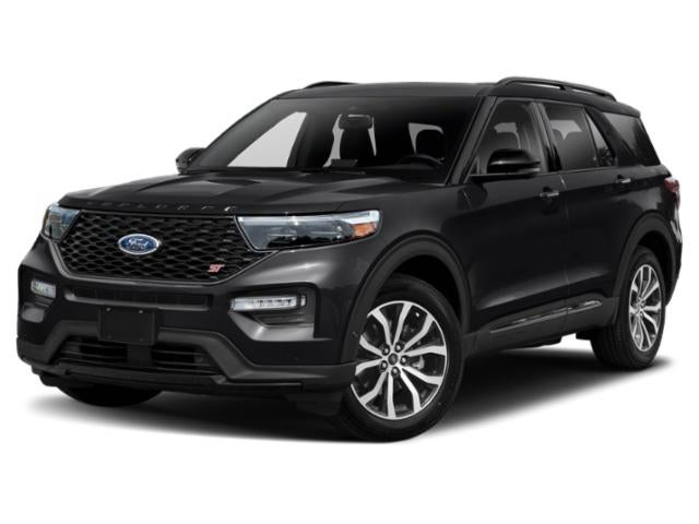 Photo 2020 Ford Explorer ST - Ford dealer in Amarillo TX  Used Ford dealership serving Dumas Lubbock Plainview Pampa TX