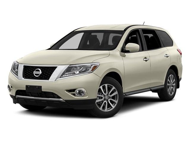 Photo 2014 Nissan Pathfinder Platinum - Nissan dealer in Amarillo TX  Used Nissan dealership serving Dumas Lubbock Plainview Pampa TX