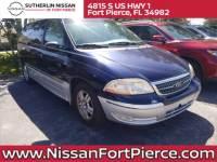 Used 2001 Ford Windstar Wagon SEL Minivan