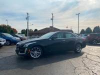 Used 2016 CADILLAC CTS For Sale at Huber Automotive   VIN: 1G6AZ5SS7G0104889