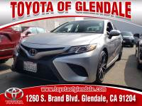 Used 2019 Toyota Camry for Sale at Dealer Near Me Los Angeles Burbank Glendale CA Toyota of Glendale | VIN: 4T1B11HK0KU198426