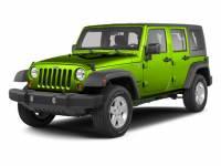 Used 2013 Jeep Wrangler Unlimited Sahara SUV