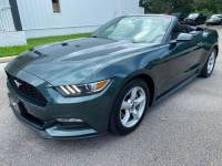 Used 2015 Ford Mustang V6 CONV