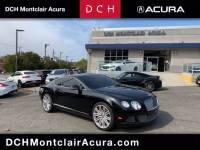 2014 Bentley Continental GT Speed Speed Coupe
