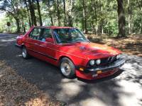 1988 BMW 535iS/5