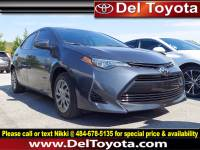 Certified Pre-Owned 2019 Toyota Corolla For Sale in Thorndale, PA | Near Malvern, Coatesville, West Chester & Downingtown, PA | VIN:2T1BURHEXKC127672