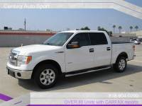 2013 Ford F-150 XLT Super Crew w/EcoBoost 1-Owner Low Miles