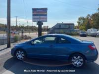 2007 Honda Civic LX Coupe AT 5-Speed Automatic