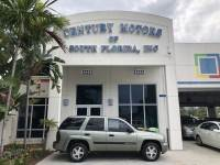 2004 Chevrolet TrailBlazer LT 2-Owner CarFax Leather CD Cruise Tow Hitch