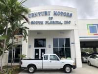 2004 Ford Ranger XL Cloth Seats 5 Speed Manual Transmission