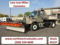 Used 2009 Freightliner M-2 Dump-Plow Truck