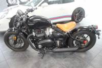 2018 Triumph BONNEVILLE BOBBER BLACK 1200TH