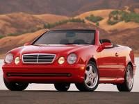 2001 Mercedes-Benz CLK-Class Base Convertible