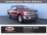 2018 Ford F-150 LARIAT (LARIAT 2WD SuperCrew 5.5 Box) Truck SuperCrew Cab in Clearwater