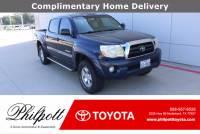 2007 Toyota Tacoma 4WD Double 128 V6 MT (Natl) Truck Double-Cab