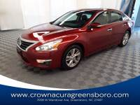 Pre-Owned 2013 Nissan Altima 2.5 SL in Greensboro NC