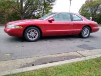 1997 Lincoln Mark VIII LSC 2dr Coupe