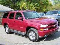2005 Chevrolet Tahoe 4WD 4D SUV 5.3L Z71 Automatic