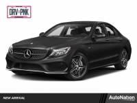 2016 Mercedes-Benz C-Class C 450 AMG 4MATIC