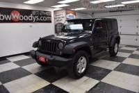 2018 Jeep Wrangler JK Unlimited 4x4 Sport S 4dr SUV