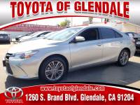 Used 2017 Toyota Camry for Sale at Dealer Near Me Los Angeles Burbank Glendale CA Toyota of Glendale | VIN: 4T1BF1FKXHU418569