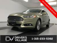 Used 2013 Ford Fusion For Sale at Burdick Nissan | VIN: 3FA6P0K99DR144420