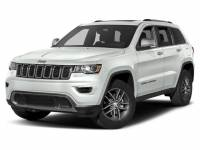 Bright White Clearcoat Used 2018 Jeep Grand Cherokee Limited 4x4 For Sale in Moline IL | S21107A