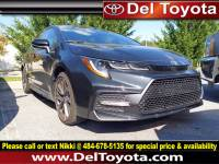 Certified Pre-Owned 2020 Toyota Corolla For Sale in Thorndale, PA | Near Malvern, Coatesville, West Chester & Downingtown, PA | VIN:JTDS4RCE3LJ016345