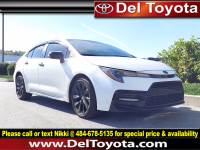 Used 2020 Toyota Corolla Nightshade For Sale in Thorndale, PA | Near West Chester, Malvern, Coatesville, & Downingtown, PA | VIN: 5YFS4RCE3LP037403