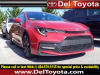 Used 2020 Toyota Corolla SE For Sale in Thorndale, PA | Near West Chester, Malvern, Coatesville, & Downingtown, PA | VIN: 5YFP4RCE6LP018754