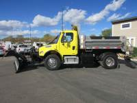 Used 2006 Freightliner M2 Dump-Plow Truck with Wing Blade