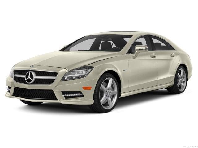 Photo 2014 Mercedes-Benz CLS 550 CLS 550 in Franklin