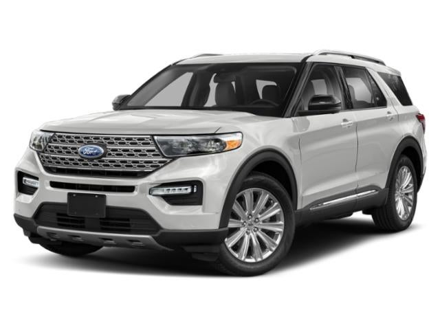 Photo 2020 Ford Explorer Limited - Ford dealer in Amarillo TX  Used Ford dealership serving Dumas Lubbock Plainview Pampa TX