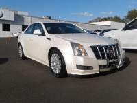 Used 2012 CADILLAC CTS Luxury Sedan near Hartford   LCE19216M